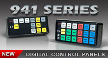 941 Series Control Panels