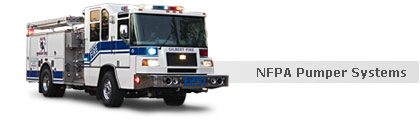 NFPA Pumper Systems